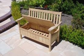 roble wood storage bench robel wood roblewood roble wood patio