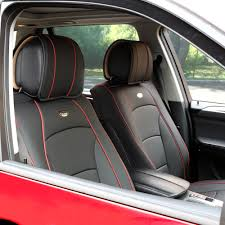 lexus hk fb car suv truck pu leather seat cushion covers front bucket seats