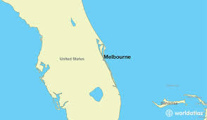 melbourne fl map where is melbourne fl where is melbourne fl located in the