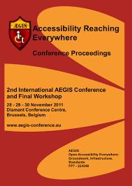 conference proceedings 2011 aegis international workshop and conferen u2026