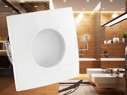 led einbaustrahler badezimmer qw 1 feuchtraum led einbaustrahler bad einbauleuchte weiss ip65