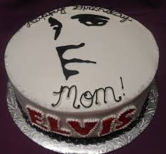 elvis cake topper elvis silhouette cakecentral
