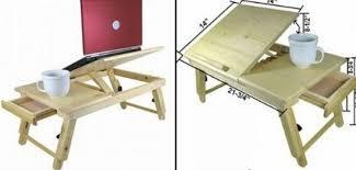 Laptop Desks For Bed Adjustable Computer Laptop Bed Desk Lets You Relax While You