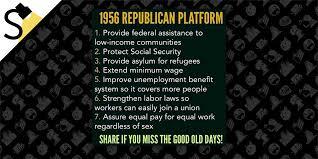 Memes About Good Sex - fact check 1956 republican platform