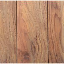 Distressed Laminate Flooring Home Depot Home Decorators Collection Hand Scraped Medium Hickory 12 Mm Thick