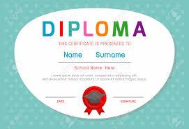 diplomas de primaria descargar diplomas de primaria certificados de jardín de infantes y primaria diploma niños