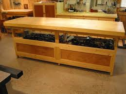 Work Bench With Storage 153 Best Workshop Utility Workbenches Images On Pinterest Diy