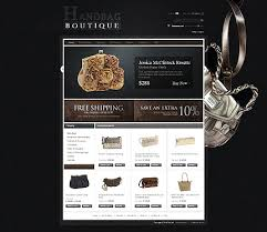 top 15 zen cart templates for online handbags stores