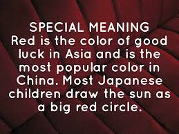 Red Color Meaning Colour Meanings By Rachael Harrison