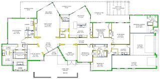 Home Floor Plan Designs by Custom Luxury Home Floor Plans Ironow