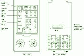98 ford mustang fuse box diagram 98 ford crown victoria fuse box