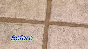how to clean ceramic tile grout home tiles