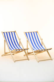 deck chair hire blue u0026 white striped deck chairs