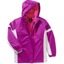 swiss tech girls u0027 3 in 1 systems jacket walmart com
