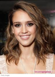 casual shaggy hairstyles done with curlingwands 12 best and worst mom haircuts jessica alba hair sea salt spray