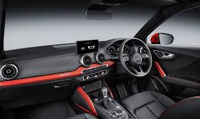 audi a3 dashboard audi q2 launched in pakistan starts at rs 4 35 million