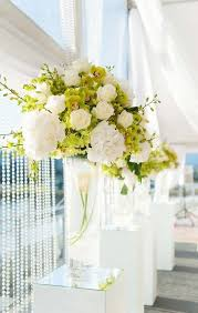 Flowers With Vases 314 Best Cylinder Vases Centerpieces Images On Pinterest