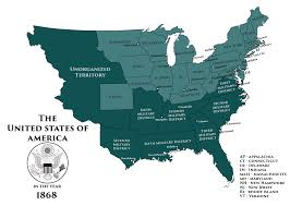United States Timeline Map by Map Thread Xiv Page 37 Alternate History Discussion