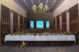 saatchi art artist dadi setiyadi painting the last supper before leonardo da vinci