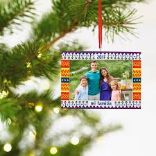 family 2017 picture frame language hallmark ornament