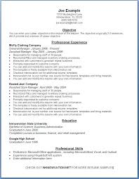 free templates for resumes sle resumes magnificent create a student resume