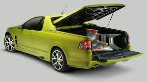 holden maloo hsv maloo r8 ute unveiled at aims