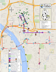 Gang Map The Tulsa Federal Credit Union Tulsa Run