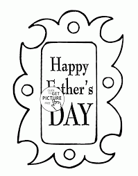 happy father u0027s day coloring page for kids holidays coloring pages