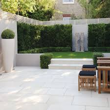 Slabbed Patio Designs Garden Patio Ideas
