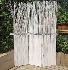 Wicker Room Divider Wicker Screen Divider Buy Garden Screen Room Dividers