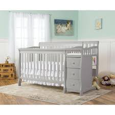 Storkcraft Portofino Convertible Crib And Changer Combo Espresso by 4 In 1 Crib With Changing Table And Dresser U2013 Sbpro Co