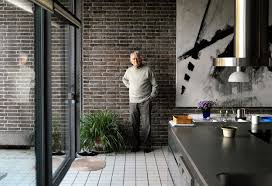 Home Of Danish Architect  Industrial Designer Knud Holscher - Danish home design