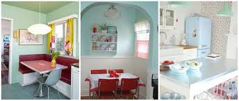 retro kitchen design ideas home interior design kitchen and