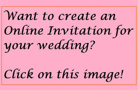online marriage invitation happy to invite you for my s wedding reception