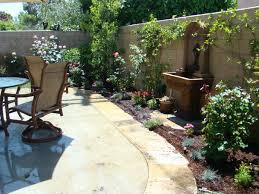 Creative Idea  Small Tuscan Garden Design With Beautiful Green - Italian backyard design