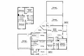 Corner House Floor Plans 100 Corner Lot Duplex Plans Multi Family House Plans Duplex