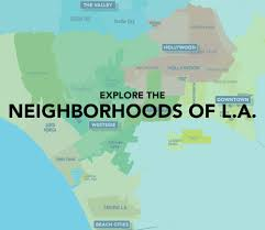 Map Of Los Angeles Beach Cities by Discover Los Angeles Mobile California Travel Los Angeles Guide