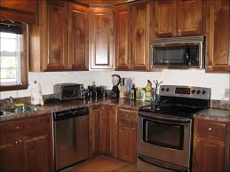 kitchen contemporary kitchen cabinets light oak cabinets tall