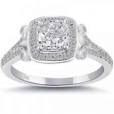 Vintage Style Cushion Cut Engagement Rings 73 Best Bling Images On Pinterest Jewelry Rings And Diamond