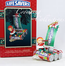 enesco a joy matie throw me a lifesavers candy treasury of