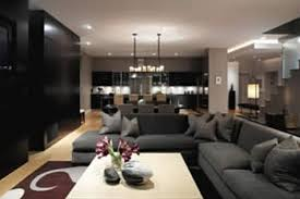Home Design Software Library by Best Open Plan Living Designs Black White Dining Room Timber