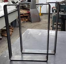 metal dining bench legs bench decoration