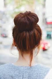 sock bun hair try out a sock bun 7 style tips for naturally hair