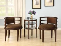 Accent Table And Chairs Set | sophia s galleria 3 piece accent chair and side table set