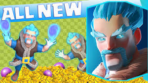 clash of clans new ice wizard troop update could this come to