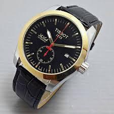 Jam Tangan Tissot Le Locle Automatic jual jam tangan pria tissot lalocle leather black kombinasi