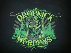 dropkick murphys irish punk beautiful people pinterest