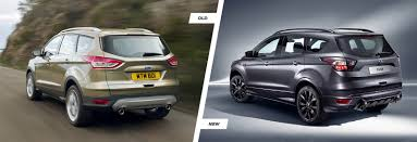 ford old ford kuga suv old vs new compared carwow