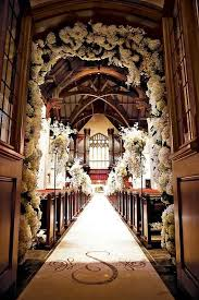 creative church wedding decorations church wedding flowers