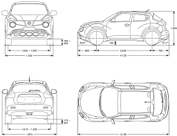 nissan 240sx drawing nissan blueprints download free blueprint for 3d modeling